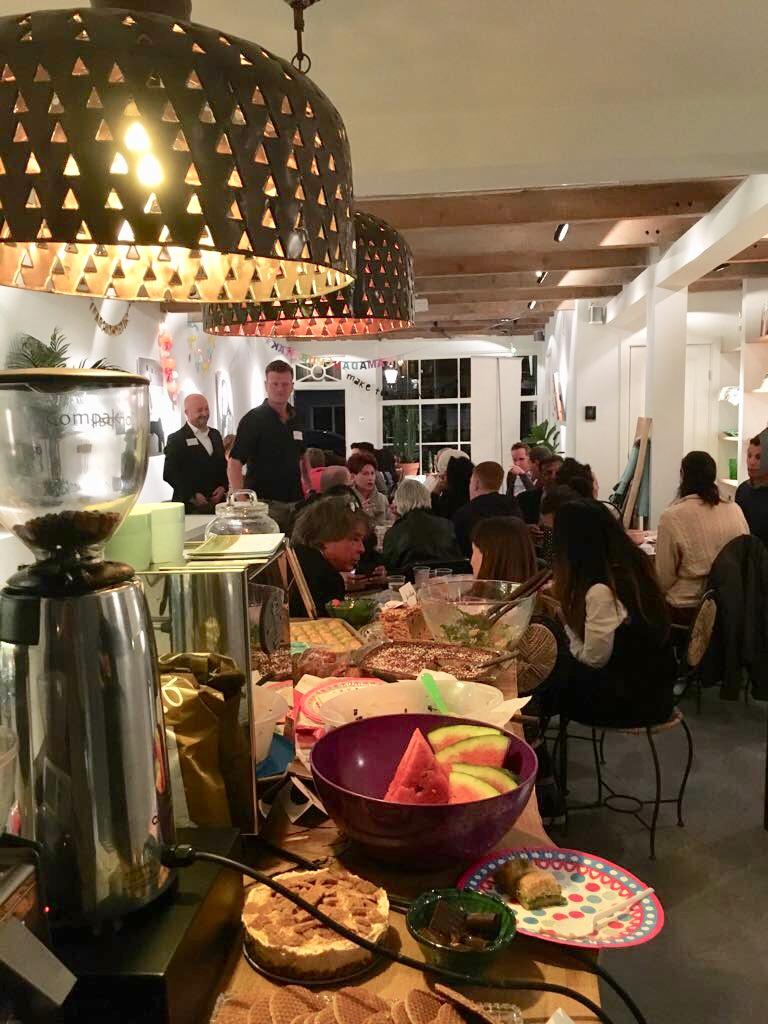 Sharing Ramadan in Amsterdam