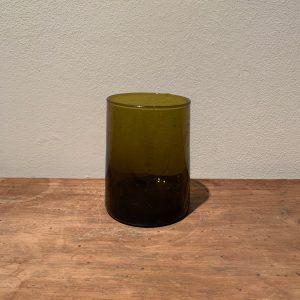 Glas geel M