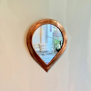 Spiegel in druppelvorm, XS