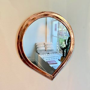 Spiegel in druppelvorm, M