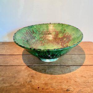 Tamegroute schaal groen, L