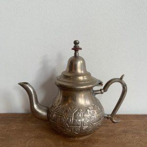 Marokkaanse theepot, M