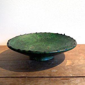 Tamegroute bord groen, M