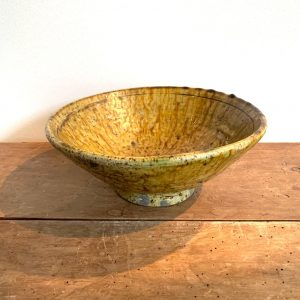 Tamegroute bowl mosterdgeel, M